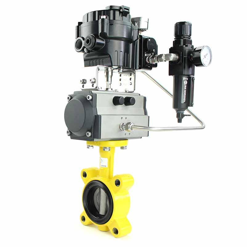 Automated valve